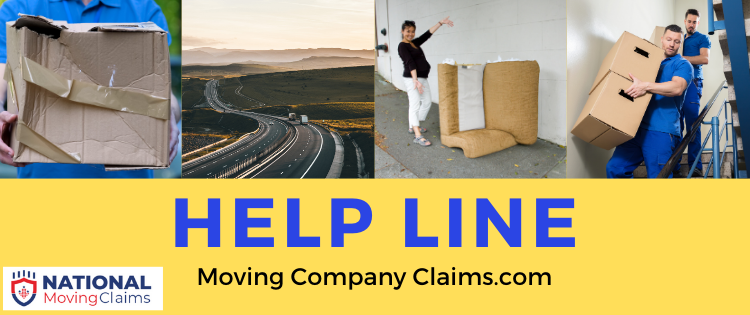 Moving Claim Help Line