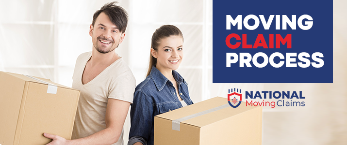 National Moving Claim Process